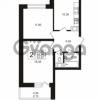 Продается квартира 2-ком 49.44 м² Кушелевская дорога 5к 5, метро Лесная
