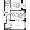 Продается квартира 2-ком 64.73 м² улица Костюшко 19, метро Московская