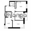 Продается квартира 3-ком 81.31 м² улица Костюшко 19, метро Московская