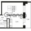 Продается квартира 1-ком 31.69 м² улица Костюшко 19, метро Московская