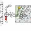 Продается квартира 1-ком 32.01 м² улица Шувалова 1, метро Девяткино