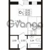 Продается квартира 1-ком 28.42 м² Охтинская аллея 4, метро Девяткино