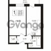 Продается квартира 1-ком 36.3 м² Охтинская аллея 4, метро Девяткино