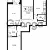 Продается квартира 3-ком 76.25 м² Петровский бульвар 7, метро Девяткино