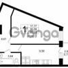 Продается квартира 1-ком 40.33 м² Петровский бульвар 7, метро Девяткино