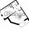 Продается квартира 1-ком 36.82 м² Столичная улица 1, метро Улица Дыбенко