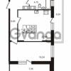 Продается квартира 1-ком 50.28 м² Столичная улица 1, метро Улица Дыбенко