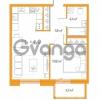Продается квартира 2-ком 40.9 м² Дальневосточный проспект 12, метро Проспект Большевиков
