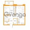 Продается квартира 2-ком 47.2 м² Дальневосточный проспект 12, метро Проспект Большевиков