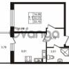 Продается квартира 1-ком 32.03 м² Комендантский проспект 53к 1, метро Комендантский проспект