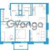 Продается квартира 3-ком 62.7 м² Дальневосточный проспект 12, метро Проспект Большевиков