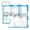 Продается квартира 3-ком 65.1 м² Дальневосточный проспект 12, метро Проспект Большевиков