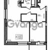 Продается квартира 2-ком 55.25 м² бульвар Менделеева 9, метро Девяткино