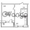 Продается квартира 1-ком 36.31 м² Привокзальная улица 1, метро Купчино