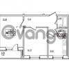 Продается квартира 2-ком 52.13 м² Привокзальная улица 1, метро Купчино