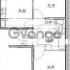 Продается квартира 2-ком 53.88 м² Столичная улица 1, метро Улица Дыбенко