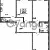Продается квартира 3-ком 84.4 м² улица Бабушкина 82к 1, метро Пролетарская