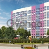 Продается квартира 1-ком 42.11 м² Петровский бульвар 3, метро Девяткино