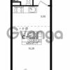Продается квартира 1-ком 26.5 м² проспект Энергетиков 9, метро Ладожская