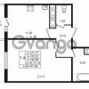 Продается квартира 1-ком 45.94 м² проспект Энергетиков 9, метро Ладожская