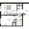 Продается квартира 1-ком 42.51 м² проспект Энергетиков 9, метро Ладожская