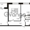 Продается квартира 2-ком 53.33 м² Советский проспект 42, метро Рыбацкое