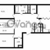 Продается квартира 4-ком 129.85 м² улица Малая Зеленина 1, метро Чкаловская