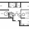 Продается квартира 4-ком 127.71 м² улица Малая Зеленина 1, метро Чкаловская