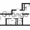 Продается квартира 2-ком 71.59 м² улица Малая Зеленина 1, метро Чкаловская