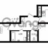 Продается квартира 2-ком 71.29 м² улица Малая Зеленина 1, метро Чкаловская