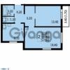 Продается квартира 2-ком 57.5 м² Маршала Блюхера 12АЭ, метро Лесная