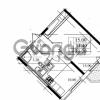 Продается квартира 1-ком 31.4 м² Бестужевская улица 5к 1, метро Лесная