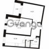 Продается квартира 2-ком 53.46 м² Пугаревская улица 1, метро Ладожская