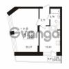Продается квартира 1-ком 44.3 м² Европейский проспект 1, метро Улица Дыбенко