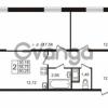 Продается квартира 2-ком 60.25 м² Европейский проспект 1, метро Улица Дыбенко