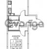 Продается квартира 1-ком 41.33 м² Юнтоловский проспект 53к 4, метро Старая деревня