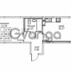 Продается квартира 1-ком 41.85 м² Юнтоловский проспект 53к 4, метро Старая деревня