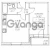Продается квартира 1-ком 40.97 м² Юнтоловский проспект 53к 4, метро Старая деревня