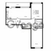 Продается квартира 2-ком 68.41 м² Бестужевская улица 5к 1, метро Лесная