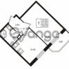 Продается квартира 1-ком 31.41 м² Бестужевская улица 5к 1, метро Лесная