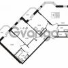 Продается квартира 3-ком 76.21 м² Бестужевская улица 5к 1, метро Лесная