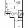Продается квартира 2-ком 85.28 м² Приморский проспект 52, метро Старая деревня