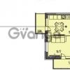 Продается квартира 2-ком 75.67 м² Приморский проспект 52, метро Старая деревня