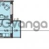Продается квартира 1-ком 46.93 м² Приморский проспект 52, метро Старая деревня