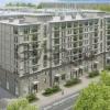 Продается квартира 1-ком 45.7 м² улица Кременчугская 13к А, метро Площадь Восстания