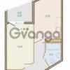Продается квартира 1-ком 45.8 м² Таможенная дорога 1, метро Старая деревня