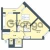 Продается квартира 2-ком 67.12 м² Дунайский проспект 7, метро Звёздная