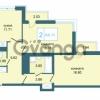 Продается квартира 2-ком 64.11 м² Дунайский проспект 7, метро Звёздная