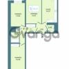 Продается квартира 3-ком 78.01 м² Дунайский проспект 7, метро Звёздная