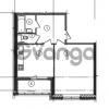 Продается квартира 1-ком 46.53 м² Уральская улица 4, метро Василеостровская